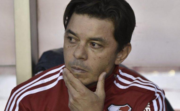 Marcelo Gallardo tiene un gran problema y todo indica que River no jugará ante Patronato este sábado