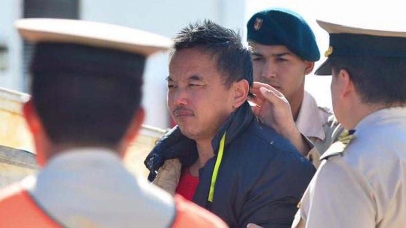 El capitán del buque chino declarará recién en los próximos días cuando llegue a Rawson una traductora de Capital Federal.