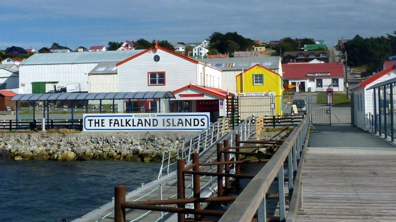 Argentinos varados y maltratados en Malvinas
