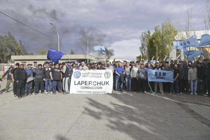 Trabajadores de Lufkin acataron la conciliación obligatoria y levantan las medidas