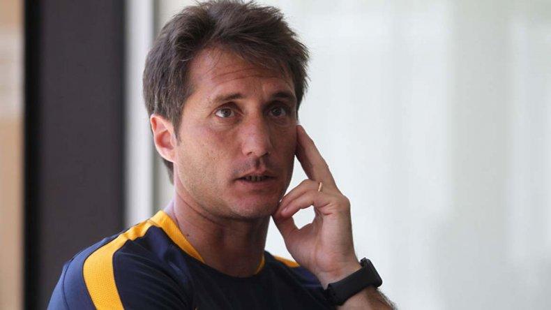Guillermo Barros Schellotto confió en que el equipo muestre una mejoría y características propias de su estilo