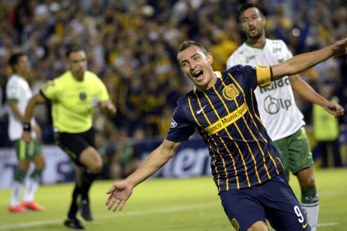 Central viene de ganarle 1-0 a Sarmiento en Rosario