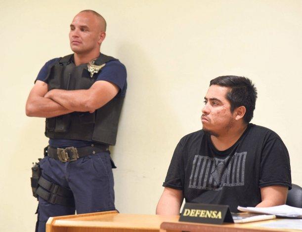 El juez Miguel Caviglia hizo lugar al arresto domiciliario de Mauro Cárdenas.
