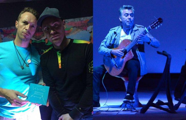 Coldplay se lleva el disco de un comodorense
