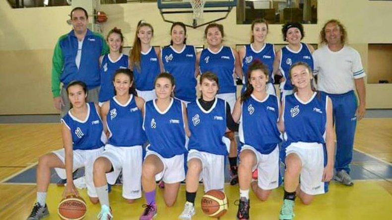 La Selección Femenina de Básquet  U-17 concentra en Comodoro