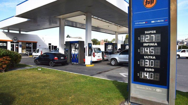 Otro tarifazo: los combustibles ya aumentaron un 18% en este año