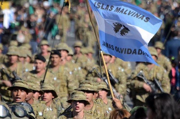 Veteranos esperan que el acto central por 35° aniversario se realice en Comodoro