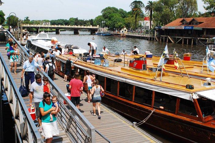 La Ciudad de Tigre tiene una estación fluvial