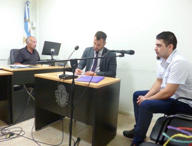 Nahuel Oscar Uranga será juzgado por el homicidio en ocasión de robo del albañil boliviano Oscar Torrico.