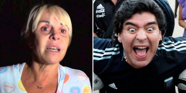 Claudia Villafañe: viví un calvario cuando el demonio de la droga se metió en mi casa