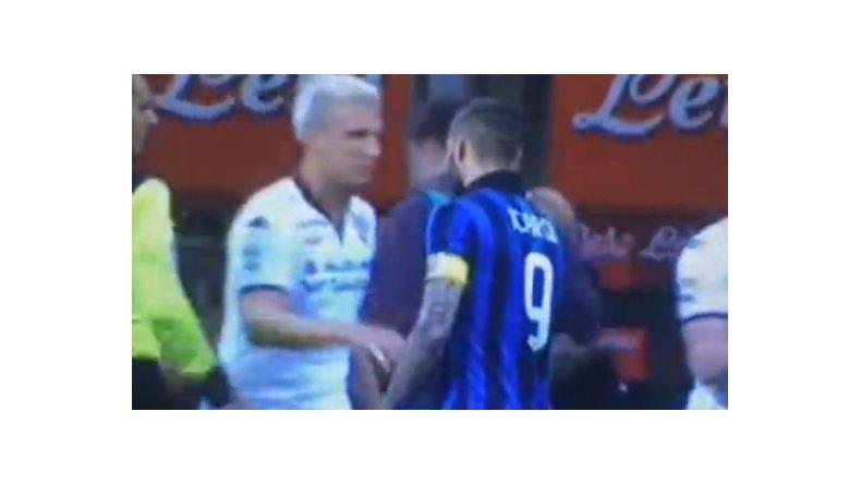 La mamá de Mauro Icardi habló sobre la icardiada