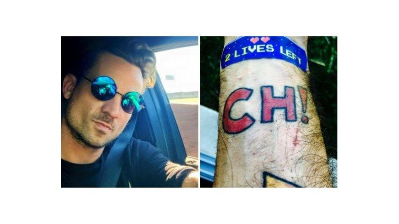 Luego del alta, Chano envió un mensaje por el accidente: Dos vidas más