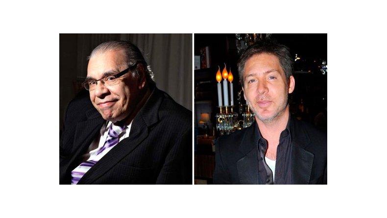 El reproche de Enrique Pinti a Adrián Suar: Nunca pasa nada