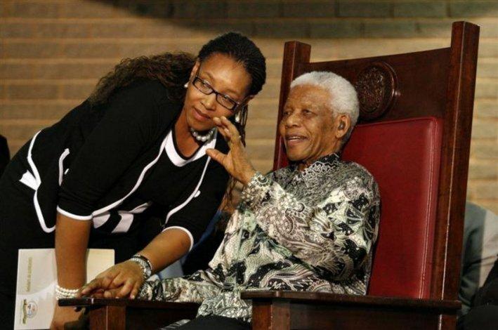 Se suspendió la visita de la hija de Nelson Mandela a Comodoro y Rada Tilly