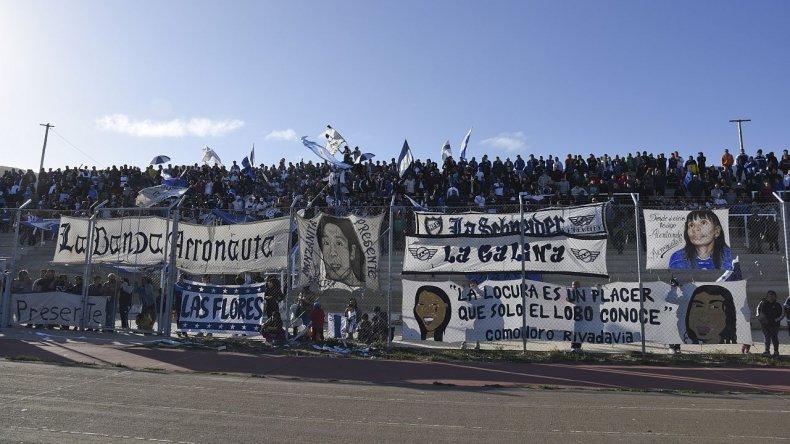 Foto de Mario Molaroni - El Patagónico