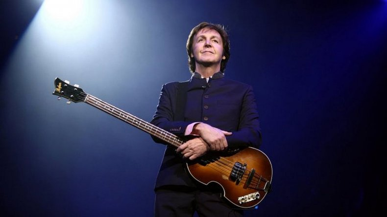 ¡Agendalo!  McCartney realizará tres shows en Argentina