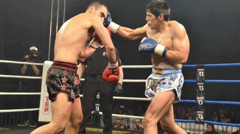Araneda busca el título sudamericano en Formosa