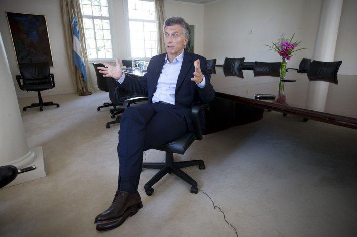 Macri intentó justificar su participación en paraísos fiscales.