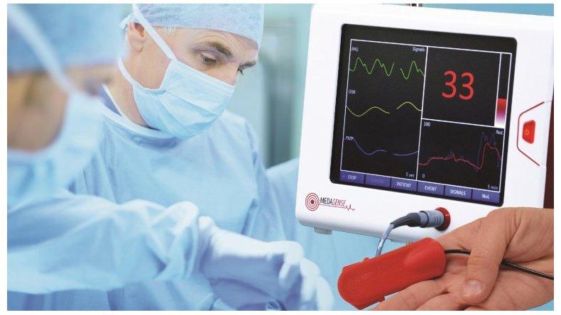 Un sensor permite medir el dolor de pacientes inconscientes