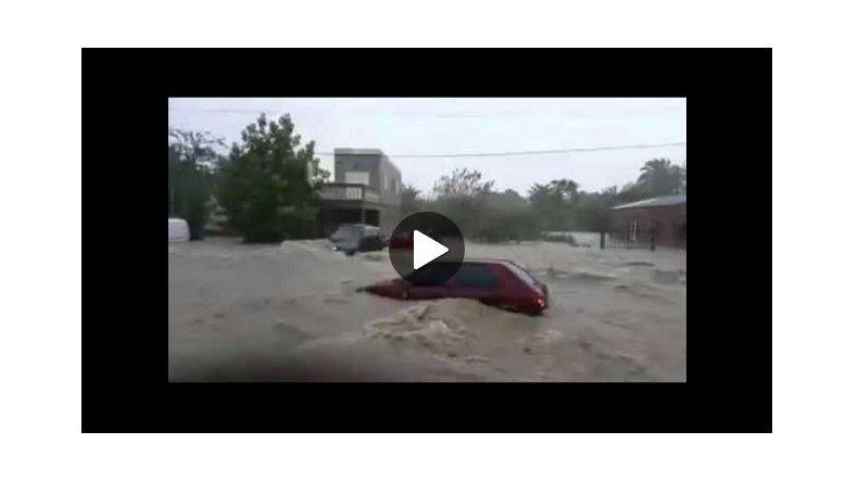 Desastre en Entre Ríos por un fuerte temporal