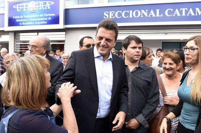 Massa: En la agenda de prioridades del Gobierno, los empresarios van ganando por goleada