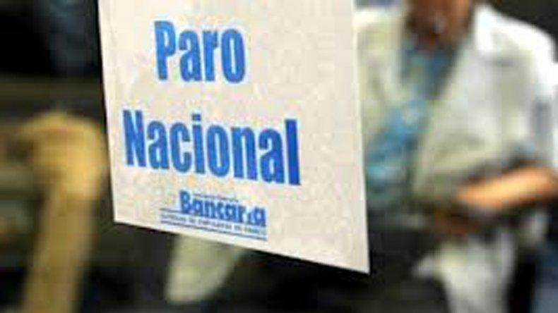 Cerca de 500 bancarios de Comodoro irán a paro el jueves 14