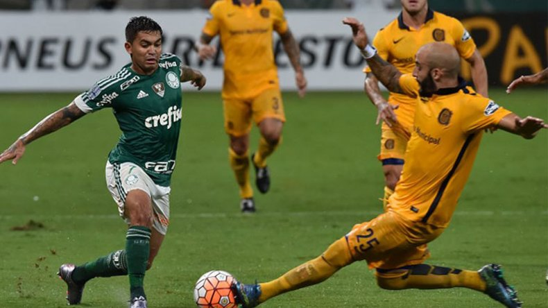 Central quiere tomarse revancha de la derrota sufrida en Brasil ante Palmeiras.
