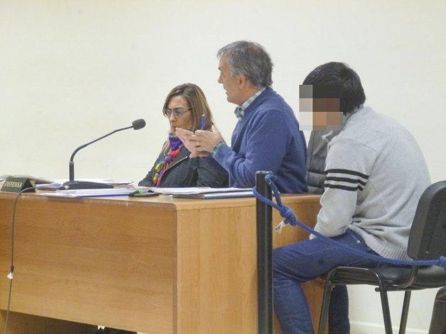 Confirmaron la internación del adolescente imputado por el homicidio de Axel Barra