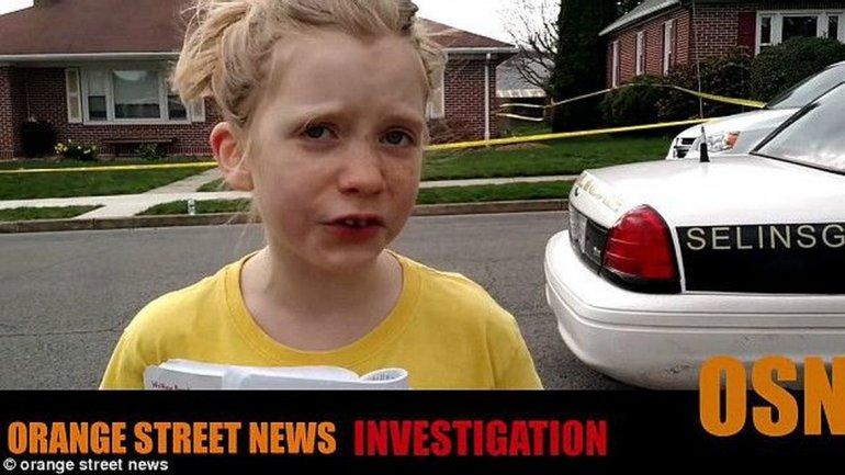 Cubrió un asesinato con solo 9 años y la mandaron a jugar con muñecas