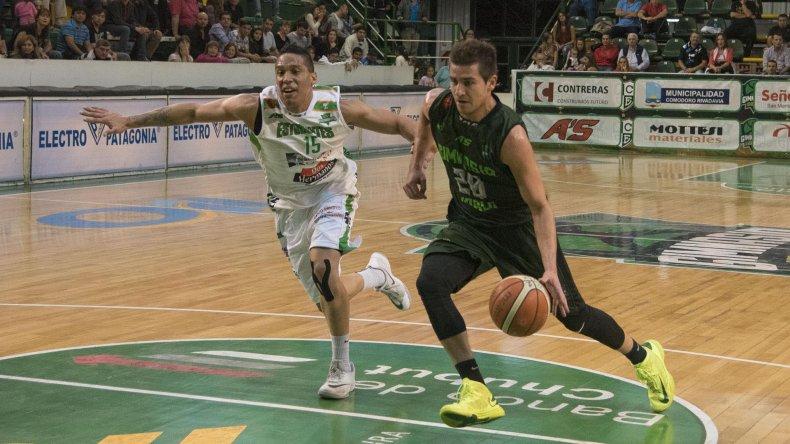 Gimnasia Indalo viene de derrotar por 87-70 a Estudiantes de Concordia