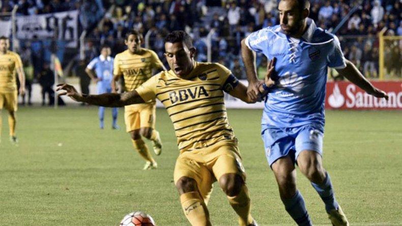 Boca y Bolívar empataron 1-1 en Bolivia. El Xeneize quiere hacer la diferencia esta noche en su casa.