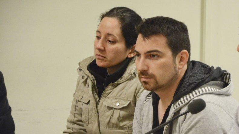 La Fiscalía presentará hoy la acusación pública por el crimen de Domingo Expósito Moreno y la revisión de la prisión preventiva de Solís y Kesen (foto).