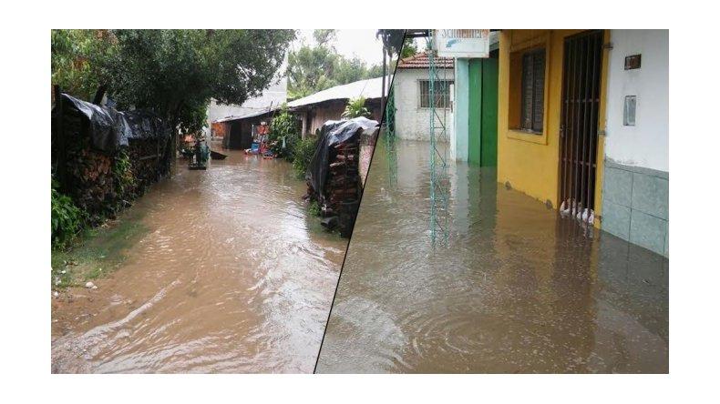 Inundaciones en Corrientes afectan a más de 2 mil pobladores