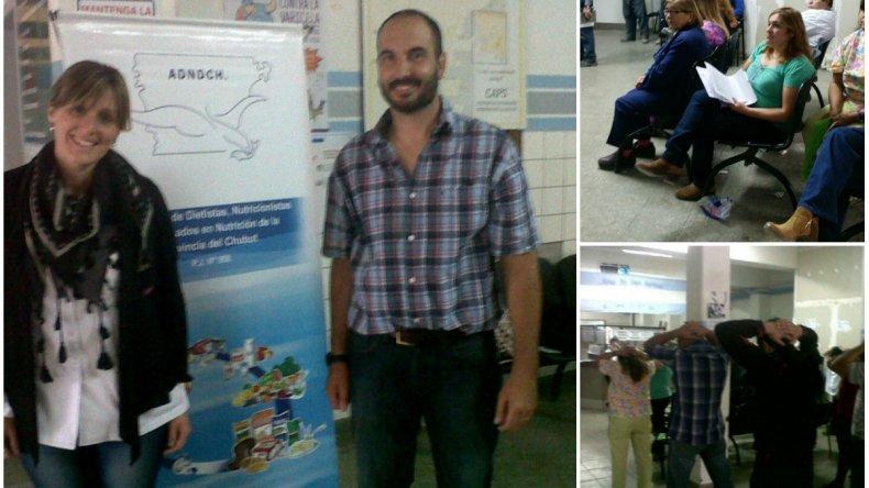 Celebraron en el hospital la Semana de la Salud y la Actividad Física
