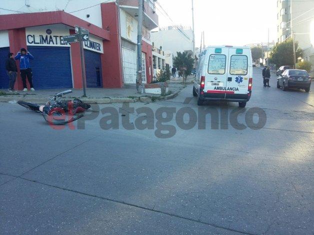 Fotos: vía whatsapp a El Patagónico
