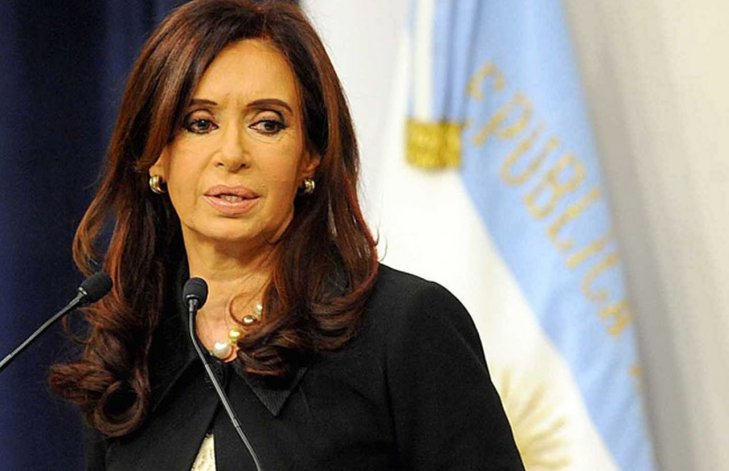 El fiscal Marijuan imputó a Cristina por presunto lavado de dinero
