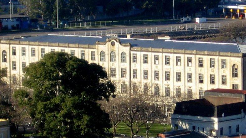 El museo ocupa un pabellón del antiguo Hotel de Inmigrantes