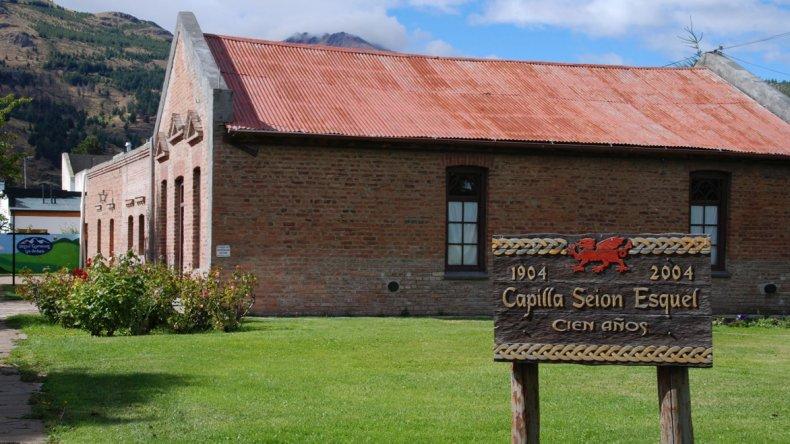 La Capilla Seion cumplió el año pasado 100 años de historia.