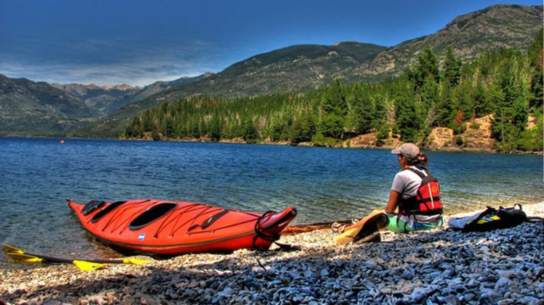 Espectaculares paisajes y la tranquilidad complementan una estadía pensada para el disfrute y el descanso.