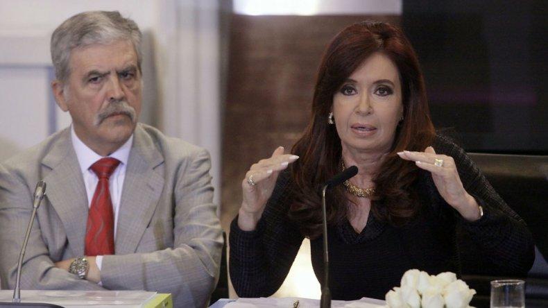Marijuán también imputó al ex ministro de Planificación Federal