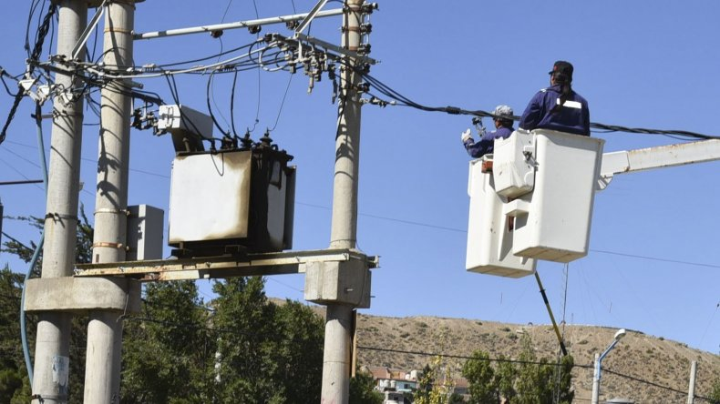 De ser necesario en Comodoro Rivadavia habrá cortes de energía rotativos entre hoy y el lunes
