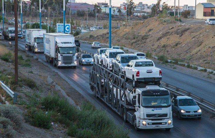 El paso de camiones se verá restringido por la ruta 3