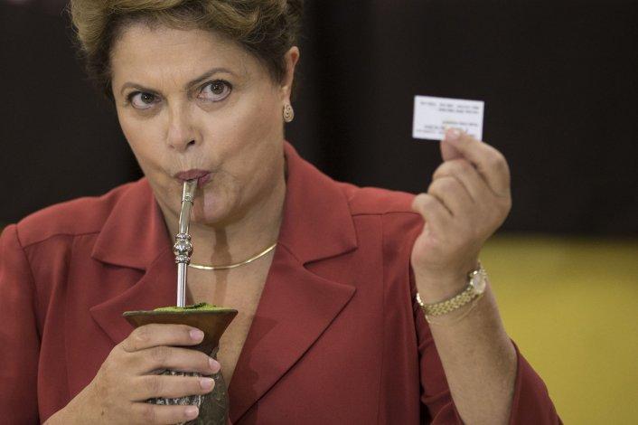 Esta será una semana decisiva para el futuro político de Dilma Rousseff.