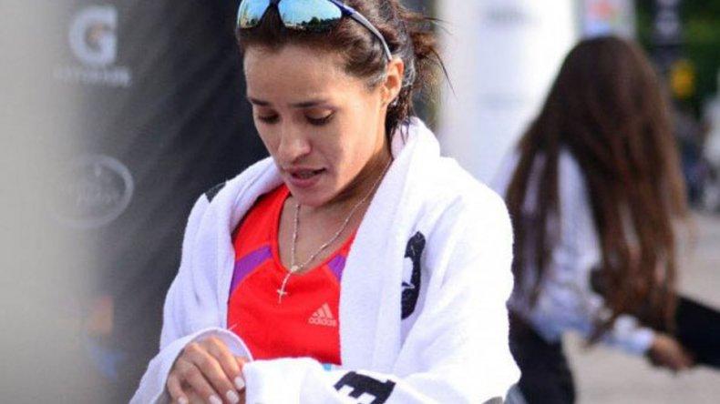 La radatilense Sandra Amarillo tenía que bajar las 2 hs. 39 min. para clasificar a los 42 kilómetros de los Juegos Olímpicos.