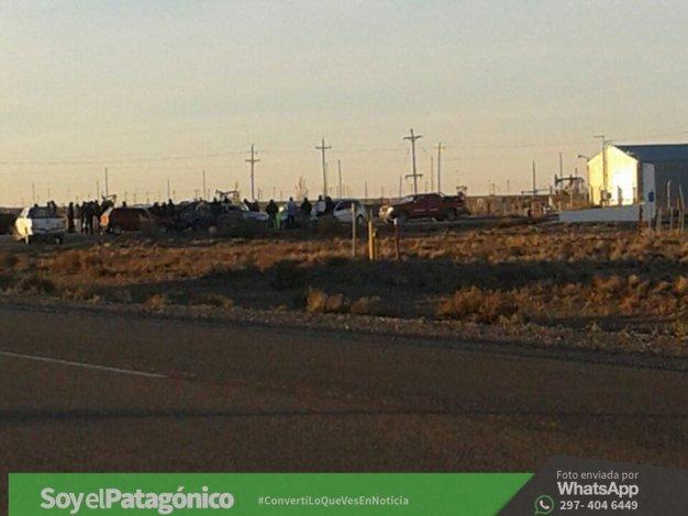 UOCRA levantó los bloqueos en las bases de operadoras petroleras