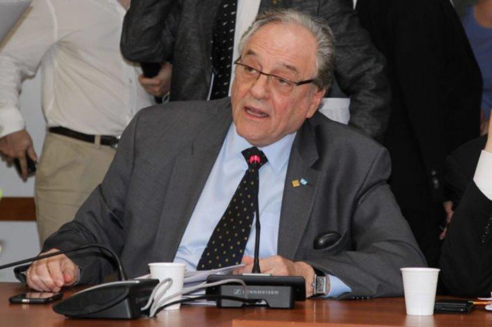 Carlos Heller deja el interbloque FPV-PJ