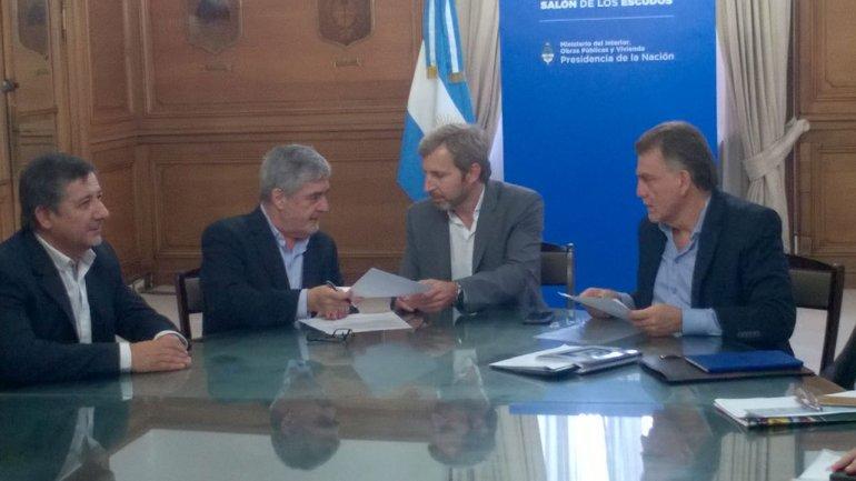 Suman otras 400 viviendas para Chubut