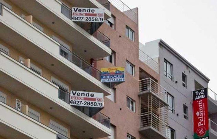 Bancos comenzaron a promocionar los nuevos créditos hipotecarios.