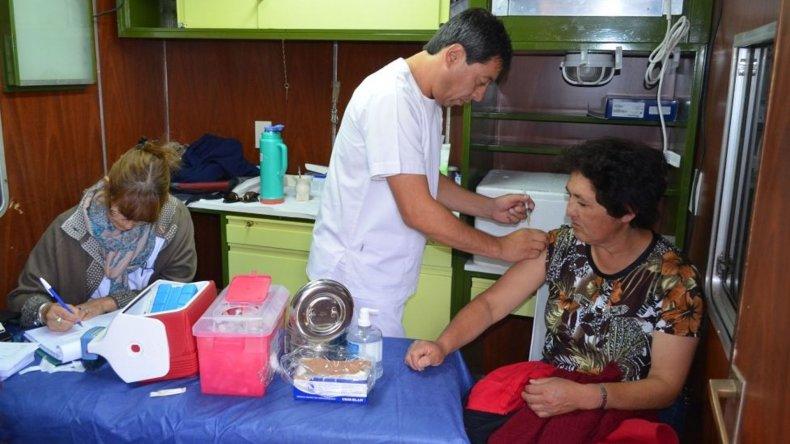 El viernes comienza la campaña de vacunación antigripal
