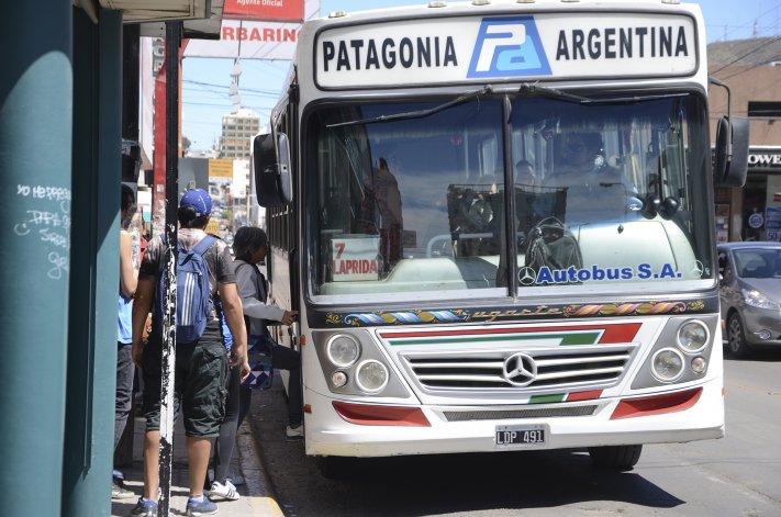 Patagonia Argentina ya  cobra el boleto a vecinos  de las fracciones XIV y XV